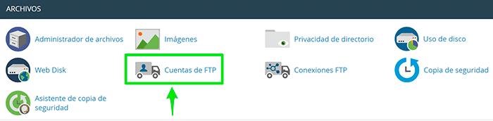 Acceder-a-Cuentas-de-FTP-en-Cpanel