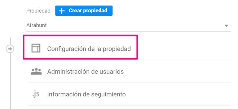Seleccionar-configuración-de-propiedad